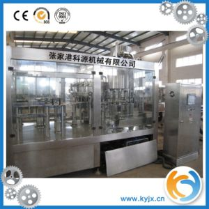 Plastic Bottles Carbonated Drink Water Filling Machine Made in China pictures & photos