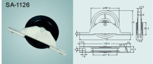 Window and Door Sash Roller/Pulley (SA-1126) pictures & photos