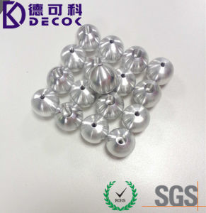 Supplier for Polished 6 mm Thread/Drilled Aluminum Steel Ball pictures & photos