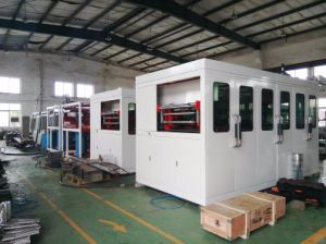 Plastic Good Quality Container Thermoforming Machine pictures & photos