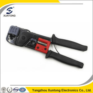 Cat5 CAT6 and RJ45 Network Cable Crimping Tool pictures & photos