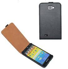 I-21A Flip Leather Case for I9220/Note1 Flip Samsung Use Funda pictures & photos