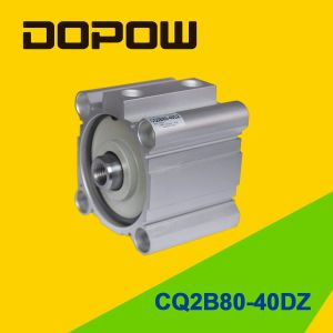 Dopow Series Cq2b80-40 Compact Cylinder Double Acting Basic Type pictures & photos