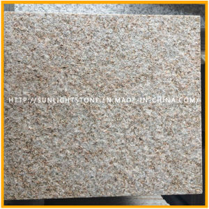 China G682 Flamed Sunset Gold/Yellow/Rusty Granite Slab (Polished, Honed, Bushhammed) pictures & photos