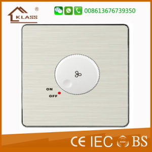 High Reliability Easy Installation Light Dimmer Switch pictures & photos