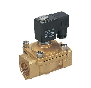 PU Pneumatic Water Solenoid Valve China Supplier pictures & photos