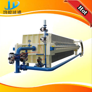 Hydraulic Chamber Filter Press for Ceramic Sludge Treatmen pictures & photos