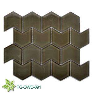 Brown Irregular Glass Mosaic (TG-OWD-891) pictures & photos