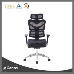 Swivel Style Tall Back Adjustable Office Chair Without Headrest pictures & photos