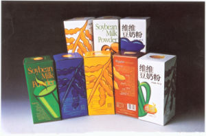 Food-Grade Paper Full Color Printing Customzied Food Packing Box pictures & photos