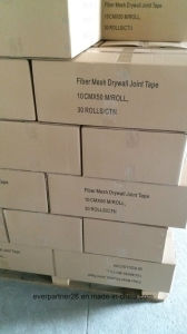 Fiberglass Self-Adhesive Joint Drywall Tape for European Market pictures & photos