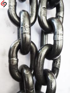 DIN 763 Oiled /Welded Steel Link Chain-Diameter 6mm pictures & photos