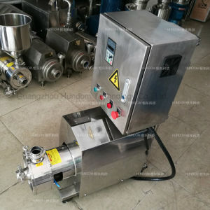 Stainless Steel Inline High Shear Emulsifier Pump pictures & photos