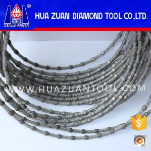 Diamond Wire Saw for Granite Cutting, Sand Stone Cutting, Profiling pictures & photos