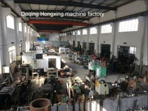 Vertical Automatic PTFE Rod RAM Extrusion Machine pictures & photos