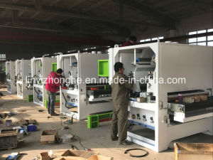 Plywood Calibrating and Polishing Sander Machine pictures & photos