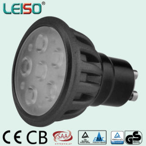 500lm 6W GU10 LED Spotlight with TUV SAA Approval pictures & photos