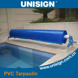 PVC Coated Tarpaulin for Awning/Covering pictures & photos