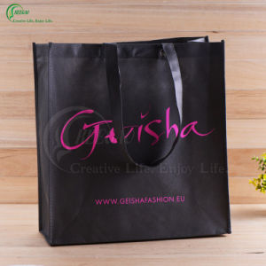 Non Woven Shopping Bag with Lamination (KG-PN012) pictures & photos