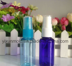 Customized Resin Spray Plastic Shampoo Bottle Perfume Caps pictures & photos
