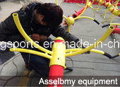 Outdoor Gym Equipment of Double-Stage Leg Massager pictures & photos