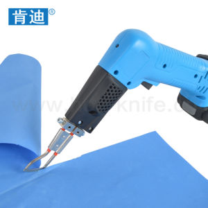 Air-Cooling Cordless Hot Knife Rope Cutter pictures & photos