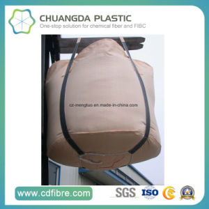PP Woven Big Jumbo Container Bag with Circular Bottom pictures & photos