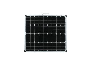 160W 12V Mono Photovoltaic Folding Solar Panel for Home Use pictures & photos