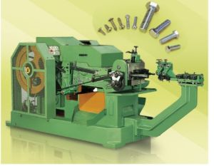 Automatic One Die Two Blows Screw Cold Heading Machine Bolt Heading Machine pictures & photos
