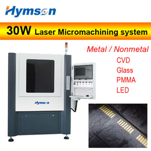 30W Fiber Laser Marking for Metal Nonmetal Ring Ceramics pictures & photos