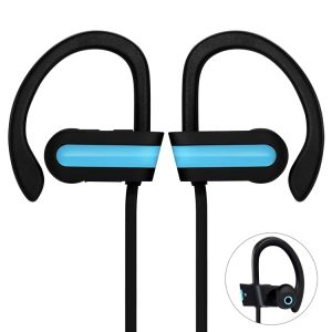 Wireless Sweatproof Sports Earphones with Mic Noise Reduction for Ios pictures & photos