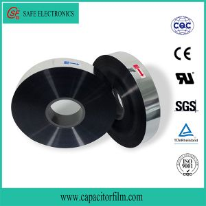 Metalized Film for Capacitor Use BOPP Capacitor Film Capacitor Grade Polypropylene Film pictures & photos