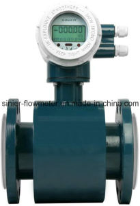 High Acuracy Electromagnetic Water Flow Meter Brass Water Flow Meter pictures & photos