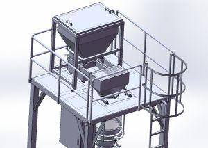 Bulk Bag Granule Packaging Machine pictures & photos