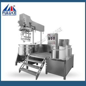Guangzhou Fuluke Bb Cream Macking Machine Homogenizer Mixer for Bb Cream pictures & photos