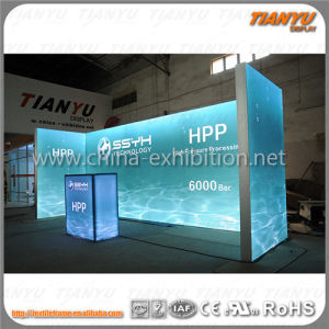 10FT 20FT 30FT Aluminum Fabric Trade Show Exhibition Booth pictures & photos