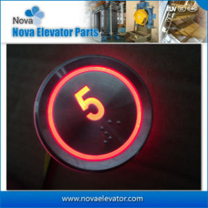 Cheap Elevator Push Button for Elevator Parts pictures & photos