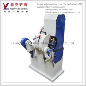 Aluminum Round and Circle Tube Pipe Stick Wire Drawing Grinding Machine pictures & photos