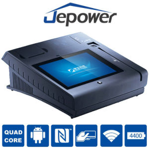 10 Inch Jepower T508A (Q) Touch POS Terminal Finger Print Reader pictures & photos