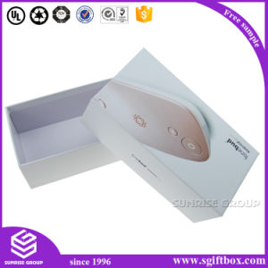 Quality Grey Cardboard Paper Drawer Box pictures & photos