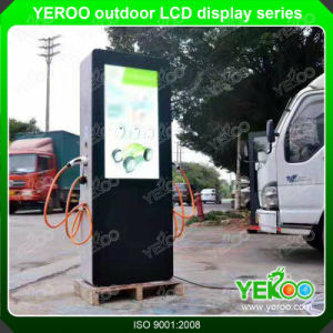 Street Furniture Digital Signage Outdoor Advertising LCD Display pictures & photos