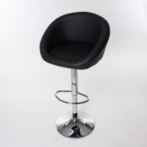 Barstool Metal Leisure Hot Sales Modern Furniture Adjustbale Height Stainless Steel Base pictures & photos