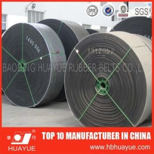 Ep Ee Cc Sidewall Pattern Industrial Black Rubber Conveyor Belts From China Top 5 Rubber Conveyor Belt Manufacturer pictures & photos