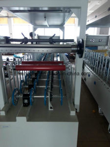 Drawer Board Aluminium PVC Profile Wrapping Coating Machine Woodworking Machine pictures & photos
