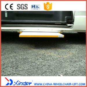 CE Electric Sliding Ladder Power Sliding Van Step for Caravan pictures & photos