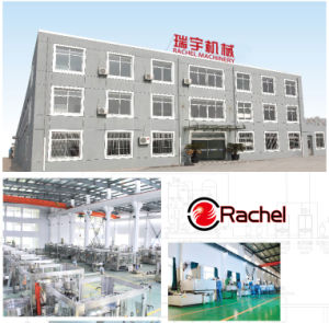 Automatic Salad Dressing Filling Capping Line pictures & photos