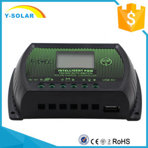 10A 20A 30A Solar Charge Controller 12V/24V for Solar System with Ce Rd-10A pictures & photos