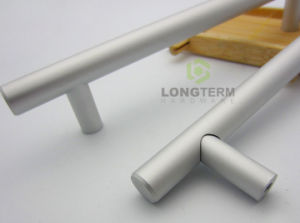 Competitive Price and High Quality T Bar Aluminum Furniture Bar Pull Handles pictures & photos