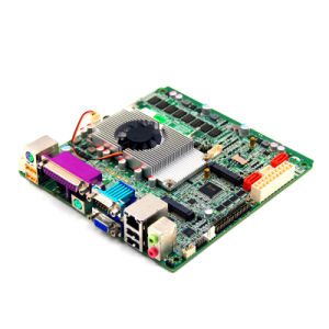 2017 High Discount Itx1037 Celeron Motherboard with Dual 24bits Lvds Display pictures & photos
