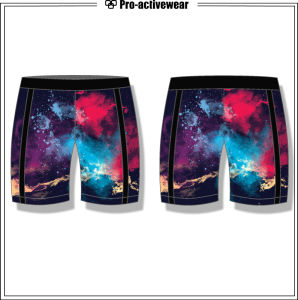 Popular Best Quality Wholesale Sportswear Fashionable Spandex Shorts pictures & photos